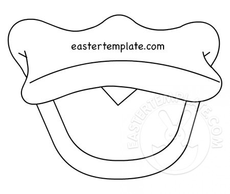 picture relating to Duck Template Printable known as Hefty duck beak template printable Easter Template